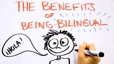 The Benefits of Being #Bi-lingual by Cristina Crostantini #fusion