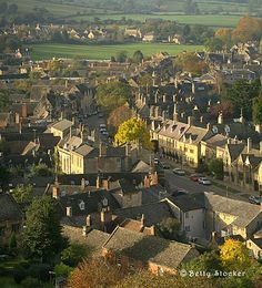 Chipping Campden, Cotswolds UK. Notable for being the home of the Arts and Crafts Movement, founded by William Morris at the end of the 19th and beginning of the 20th centuries. William Morris lived occasionally in Broadway Tower, a folly, now part of a country park.