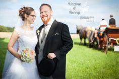Nadine und Benny Hochzeitsreportage in Wuppertal
