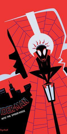 Black Spiderman, Spiderman Spider, Amazing Spiderman, Marvel Art, Marvel Heroes, Iron Man Drawing, Miles Morales Spiderman, Easy Drawings Sketches, Stunning Wallpapers