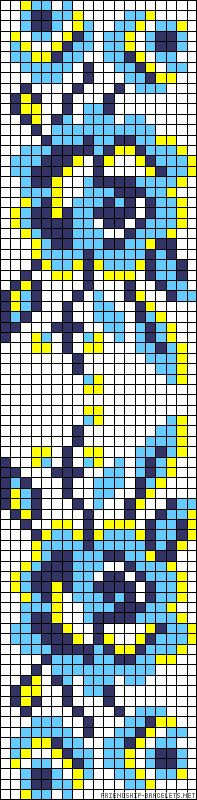 Beadwork Patterns, Alpha