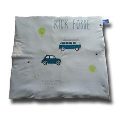 Boxkleed Kick gebaseerd op het geboortekaartje Reusable Tote Bags, Quilt, Babies, Prints, Babys, Kilts, Newborn Babies, Baby Baby, Infants
