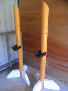 made at thisplace: horse jump stands / standards / wings