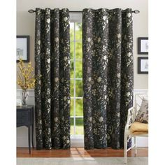 Better Homes And Gardens Marissa Curtain Panel