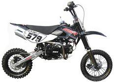 SSR 140TR Dirt Bike /  Pit Bike – Motorcycle -