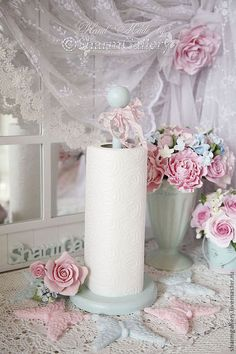 Shabby Chic--Baby shower decor ideas...if it's a girl :)                                                                                                                                                                                 More