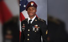 Sgt. La David Johnson, 25, was one of four U.S. soldiers killed on Oct. 4 in an ambush in Niger.