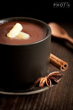 chocolate soup - recipe
