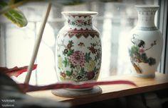 """Рококо по-китайскии, или """"Розовое семейство"""" в керамике Поднебесной"""