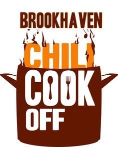 chili cook off template - Google Search