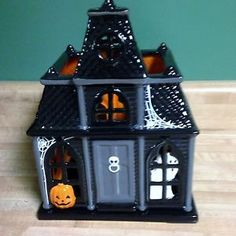 Candle Holder Halloween from Bath & Body Works - http://www.galleria247.com/specials/halloween-candle-holder.html