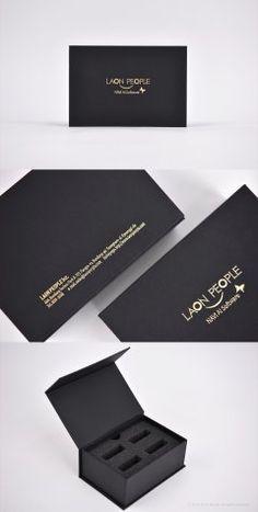 라온피플 표지바리케이스 박스-표지 싸바리 박스제작 샘플 사진 Gift Vouchers, Package Design, Packaging, Personalized Items, Gifts, Presents, Packaging Design, Wrapping, Favors