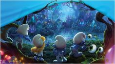 Smurfs The Lost Village Movie 4K Wallpaper | smurfs the lost village movie 4k wallpaper 1080p, smurfs the lost village movie 4k wallpaper desktop, smurfs the lost village movie 4k wallpaper hd, smurfs the lost village movie 4k wallpaper iphone