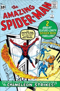 Amazing Spiderman #1