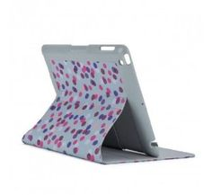Amazon.com: Speck Products FitFolio Protective Cover for iPad 3/4 - SprinkleTwinkle Grey/Pink $30
