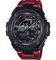GST210M-4A - G-Steel Mens Watches | Casio - G-Shock