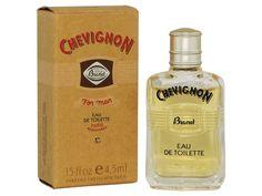 Chevignon - Miniature Chevignon Brand for men (Eau de toilette 4.5ml)