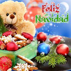Banco de Imágenes Gratis: Feliz Navidad - Tarjetas con Mensajes para Compartir