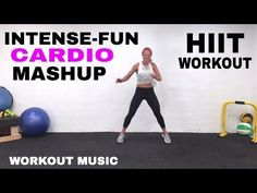 Total Body Cardio Dance MIX Workout, Cardio Dance and Abs Workout Video - YouTube