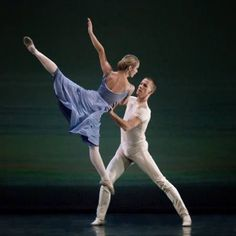 senhora e senhor ballet