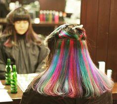 WEBSTA @ rave_action_and_hair - Manic Panic Palette #manicpanic #haircolor #palette #colors #hairstyle #ヘアカラー #マニパニ #マニックパニック #美容室 #北千住 #高円寺 #北千住美容室 #高円寺美容室