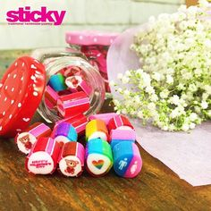 With Valentine's Day just 20 days away, surprise your loved one with a sweet treat specially handmade by our candy chefs at Sticky!  With limited stocks available at both shops, head down to purchase yours today!   If you'd like to customise your own sweet treat, email us at questions@sticky.com.sg ❤️  #sticky #stickysingapore #valentinesday #vday2016 #igsg #sgig
