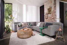 Woonstijl Modern & Design | Zitbank Bloq | Design on Stock | #Eijerkamp #wooninspiratie #woontrends #interieur