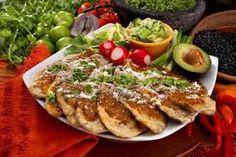 Hoyachic Designs: Receta de Tlacoyos (Mexican food)