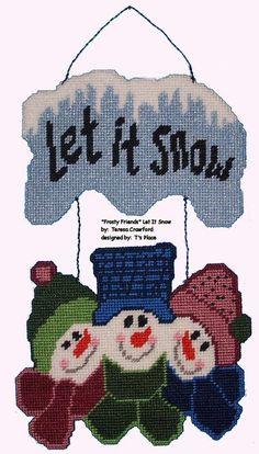 Frosty Friends Let It Snow
