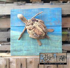 Driftwood turtle