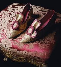 Early 1900s Fortuny Evening Shoes