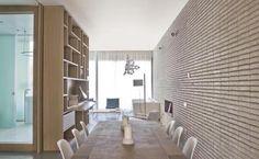 Loft en Poble Nou. Barcelona by YLAB arquitectos Barcelona