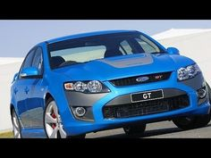 2016 Ford Falcon XR8 and GT Concept
