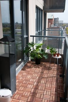 diy condo decks - Google Search