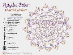 ElenaRegina wool: Maglia color parte 1