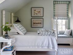Buckhead Cottage bedroom