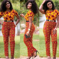 79 Best Ankara Jumpsuits Styles Images In 2018 African Attire