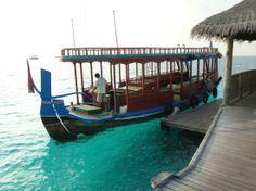 LUX* Maldives: Bootausflug