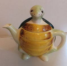 Vintage Whimsical Collectible Enesco Swifty Turtle by PenelopeCat, on Etsy