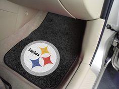 NFL Floor Mats - Best Prices & Reviews on FANMATS NFL Carpet Floor Mats, Football Logo Floormats