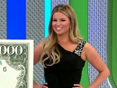 Amber Lancaster - The Price Is Right (6/22/2015) ♥