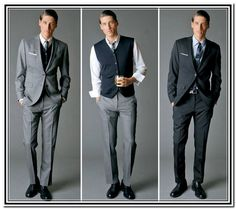 Wedding Man Outfits
