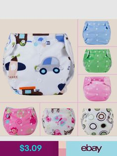 Waterproof Eco New Inserts Outstanding Features Objective Awesome Boys 4 Pack Reusable Modern Cloth Nappies