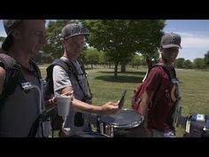 Cadets Drum Line Video Series