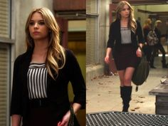 ...where fashion meets quirky and mayhem.: Fashion Inspiration: Pretty Little Liars' Hanna Marin