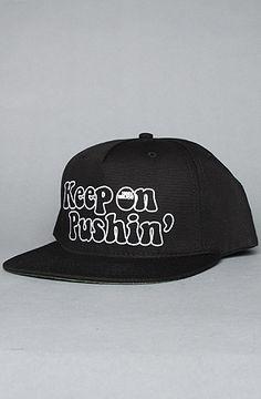 The K.O.P   Hat in Black