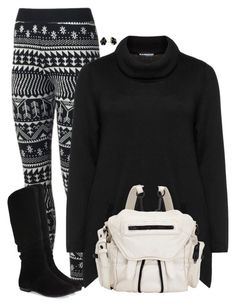 Knit by cnh92 on Polyvore featuring moda, Samoon, Aéropostale, Alexander Wang and Kendra Scott