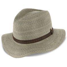 f8b526ff0340e Walrus Hats Hemp Straw Fedora Hat w  Band