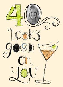 Happy 40th Birthday, Birthday Wishes, Birthday Cards, 3d Printing, Scrapbook, Crafts, Handwriting, Blond, Ideas