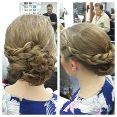 #hair #cabello #upDo #peinado #recogido #braid #trenza #estilista #peluquero #hairdresser #hairstylist #panama #pty #beauty
